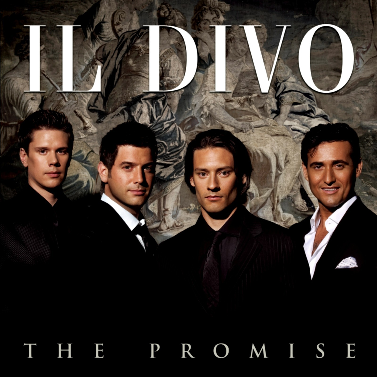 Il divo the promise 2008 mp3 torrent com by dinho for Il divo amazing grace mp3